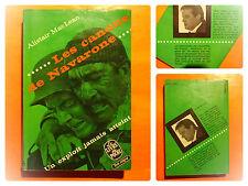 Les canons de Navarone -Alistair Mac Lean -Le Livre de Poche Guerre N° 904/905