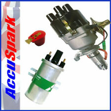 Triumph Spitfire 1500 AccuSpark Electronic 45D distributor,Lucas coil red rotor
