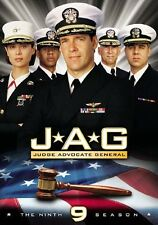 JAG: The Ninth Season [5 Discs] DVD Region 1