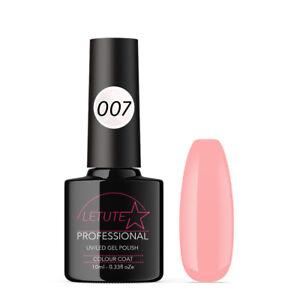 007 LETUTE™ Sweet Heart Soak Off UV/LED Nail Gel Polish