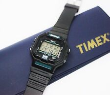 Rare Vintage Gents Timex RAM Shock Indiglo Diver Digital Watch NOS