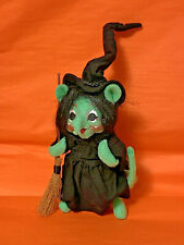 "ANNALEE MOBILITEE BEN FRANKLIN MOUSE DOLL W//Tags Rare Limited To 1 Year 6/"" 1991"