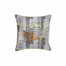 Catherine Lansfield Embroidered Square Decorative Cushions