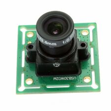 OV7725 VGA USB Camera Module Free Drive For Linux Android Win8 System 12mm Lens