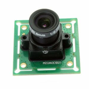 1MP VGA USB Camera Module For Linux Android Wins 720P ELP Webcam with 12mm Lens