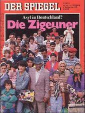 SPIEGEL 36/1990 Die Zigeuner auf Asylsuche in Deutschland