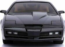 SUPERCAR Auto K.I.T.T. Knight Rider LUCE LED 1/24 20cm Metallo DieCast KITT Jada