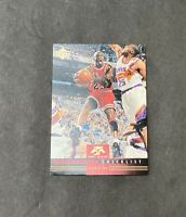 Michael Jordan 1993 Upperdeck Mr June Checklist MJ10 Chicago Bulls Clean 🔥HOF