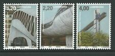 Luxembourg 2012 - Architecture & Mobility - Sc 1341/3 MNH