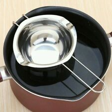 New listing Stainless Steel Chocolate Heating Melting Pot Kitchen Bowl Double Boiler Heat