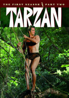 Tarzan (1966): The First Season Part 2 (Ron Ely) (4 Disc) DVD NEW