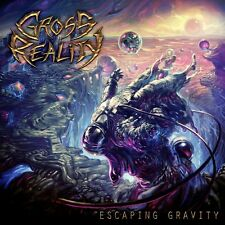 GROSS REALITY - Escaping Gravity (NEW*US THRASH METAL*COMEBACK*POWERMAD*HAVOK)