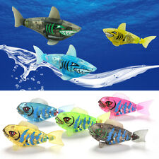 1x Sellers Adorable Kids Robo Fish Electric Pet Toy Swim Fish Childen Toys aq