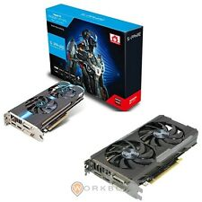 SCHEDA VIDEO SAPPHIRE Radeon VAPOR-X R7 370 4G GDDR5 PCI-E DVII  HDMI  VERSION