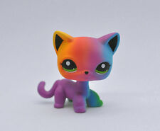Littlest Pet Shop Custom OOAK LPS Short Hair Cat Color Hand Painted Figure