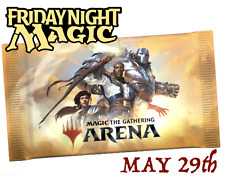 MTGA MTG Arena Code FNM Home Promo Pack MAY29 - INSTANT EMAIL