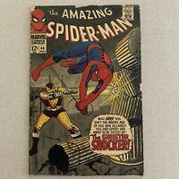 Amazing Spider-man #46, GD+ 2.5, 1st Appearance Shocker