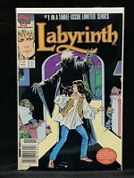 LABYRINTH #1 MARVEL/ BOWIE/ HENSON New Movie/ Muppets/ Dark Crystal