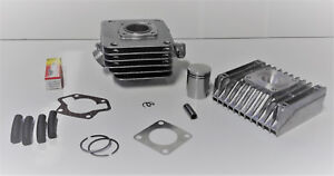 Zylinder Zylinderkopf 60ccm Simson S51 Roller SR50 Schwalbe KR51/2 Almot S61 NEU