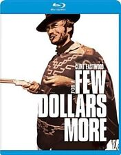 for a Few Dollars More With Clint Eastwood Blu-ray Region 1 883904236443
