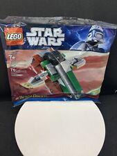 Lego Brickmaster Star Wars Slave I RETIRED Polybag (20019)