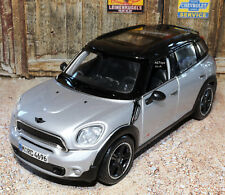 Mini Countryman Cooper S All 4 1:24 Scale Die-cast Metal Model Toy Car Maisto 3+