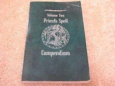 AD&D Priest's Spell Compendium Volume Two