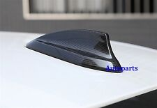 Real Carbon Fiber Roof Antenna Shark Cover Trim For BMW X5 F15 X6 F16  2014-up