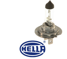 Hella Headlight Bulb - H7 Halogen (12V - 55W)