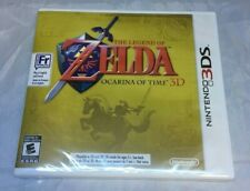 Legend of Zelda: Ocarina of Time 3D Brand New 1st Print Nintendo 3DS 2DS