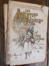 les aventures de sidi froussard par G. Le faure / F.Fau et de L. Vallet