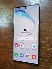 Samsung Note 10+ Plus SM-N975U (T-mobile) 512GB Aura Black Smartphone