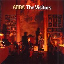 ABBA: THE VISITORS REMASTERED CD INC 4 BONUS TRACKS / NEW
