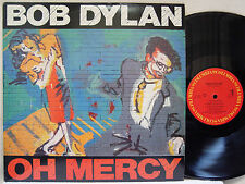 BOB DYLAN - Oh Mercy LP (RARE 1989 1st US Pressing on COLUMBIA, w/Inner)