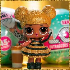Lol Surprise Series 1 Queen Bee Verified Doll Ultra Rare Authentic L.O.L.~Sealed