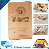 50 lb. Bulk Supply Restaurant Kitchen Artisan All Purpose Unbleached Flour