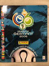 Panini Album FIFA World Cup 2006 Germany 06 komplett