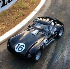 Probuild 1/32 GTM slot car BILL THOMAS CHEETAH Black #16 1963 DAYTONA MB
