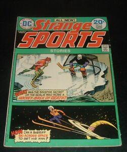 LQQK vintage 1974 comic STRANGE SPORTS #5