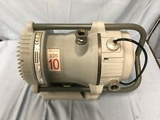 Edwards XDS10 Oil-Free Dry Scroll Vacuum Pump