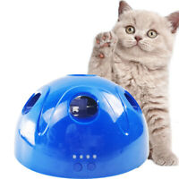 Interactive Cat Toy Electronic Motion Mouse Pet Toys Pop N Play Cat Toy New