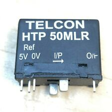 New TELCON HTP50MLR Closed Loop Hall Effect Current Transformer