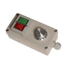 Gehäuse mit Taster Ein + Aus + Poti für FU 7218, IP65, aP., Frequenzumrichter