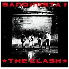 CLASH - SANDINISTA - BRAND NEW SEALED 3CD DELUXE PACKAGING LTD. EDITION 2013