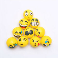 6.3cm Stress Ball Novetly Squeeze Ball Exercise StressBall PU Rubber Toy SU