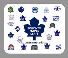 Item#883 Toronto Maple Leafs Logo Art Mouse Pad