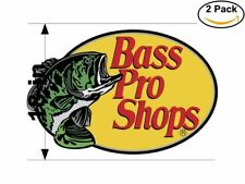Bass Pro Shops 86436 2 Stickers 18 inches Sticker Decal