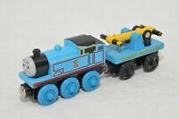 THOMAS and SODOR RAILWAY HANDCAR  (2003) / Thomas wooden trains