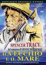 IL VECCHIO E IL MARE)SPENCER TRACY (*DVD*A&R*