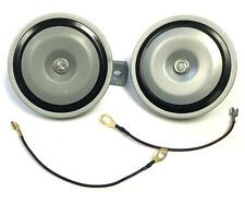 Van 12v Disc horn High & Low Tone Replace Faulty Original 110db With Bracket